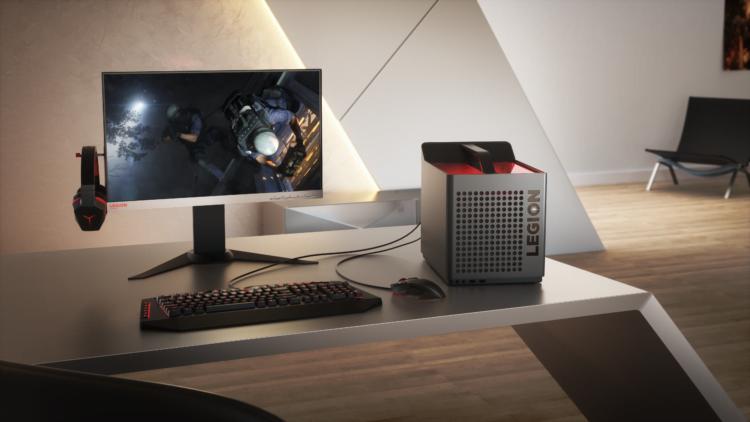 I nuovi PC da gaming Lenovo Legion: eleganti fuori, aggressivi dentro 11