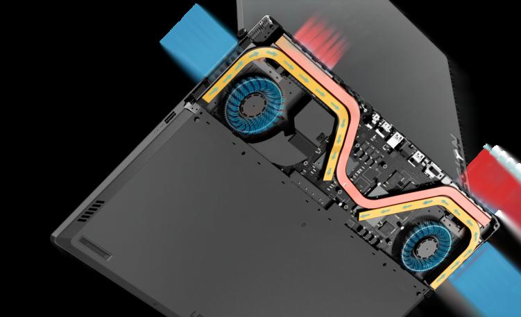 I nuovi PC da gaming Lenovo Legion: eleganti fuori, aggressivi dentro 6