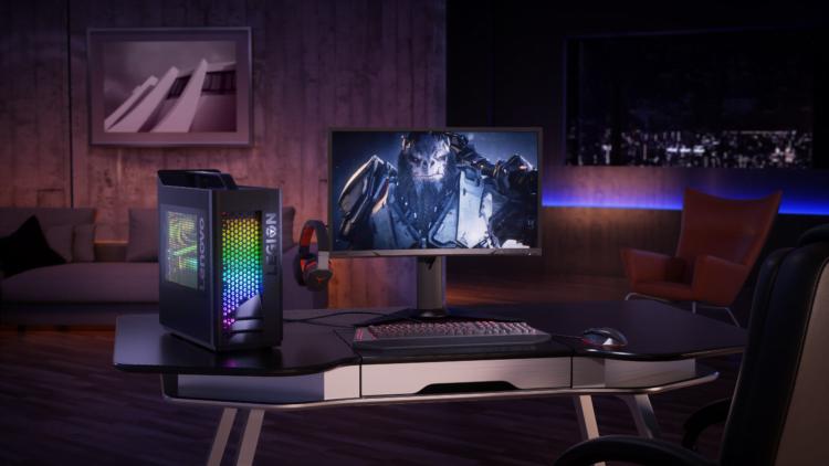 I nuovi PC da gaming Lenovo Legion: eleganti fuori, aggressivi dentro 2