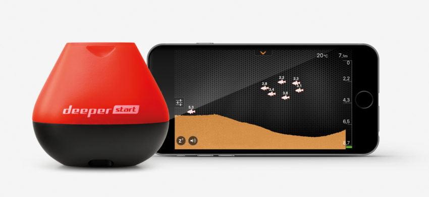 iPerGO presenta l'ecoscandaglio wireless Deeper Start! 2