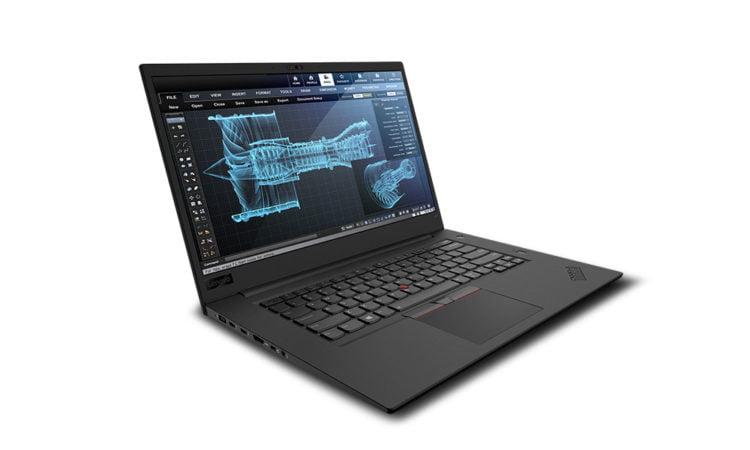 La nuova workstation mobile Lenovo ThinkPad P1: potenza ed eleganza in un mix unico 1