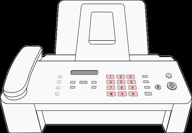 I fax aziendali e privati sono potenziali obiettivi degli hacker! 1
