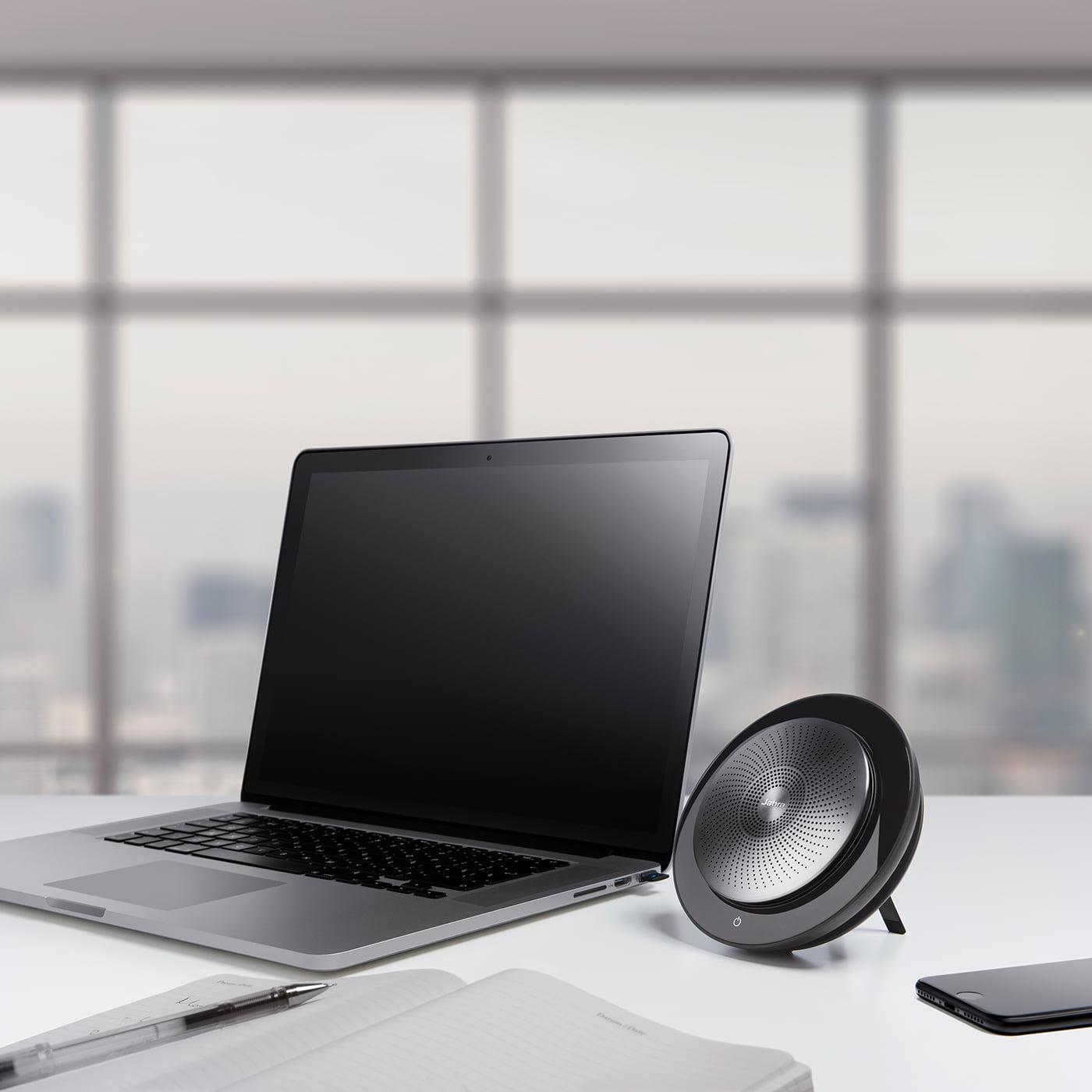 Jabra annuncia l'integrazione di Microsoft Teams con lo speaker professionale Speak 710 e nuovi auricolari wireless business 2