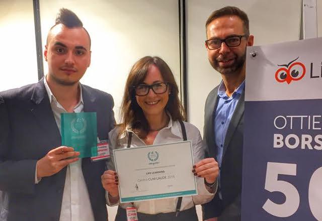 Life Learning, piattaforma italiana con 500.000 studenti, ottiene un'importante certificazione 1
