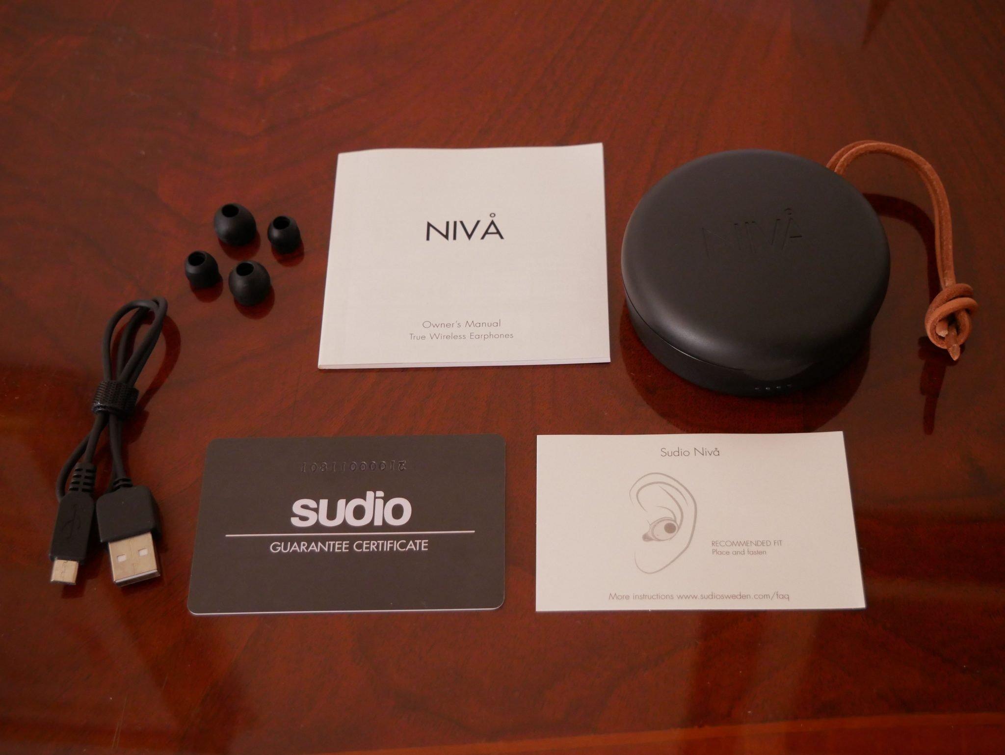 Sudio Niva, come pensano le cuffie wireless in Svezia 4