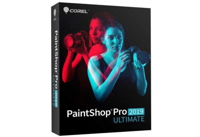 Corel lancia il nuovo Paint Shop Pro 2019 1