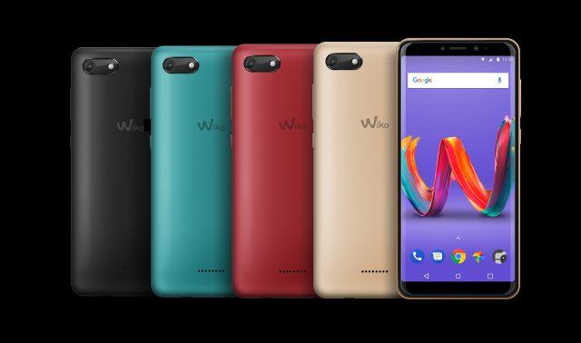 IFA 2018: Wiko amplia la sua offerta democratica con i nuovi smartphone View2 Go, View2 Pluse Harry2 1