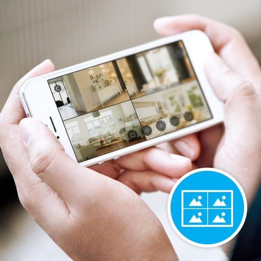 Godersi un bel Panorama della vostra casa con Ezviz Mini Pano - Recensione 5
