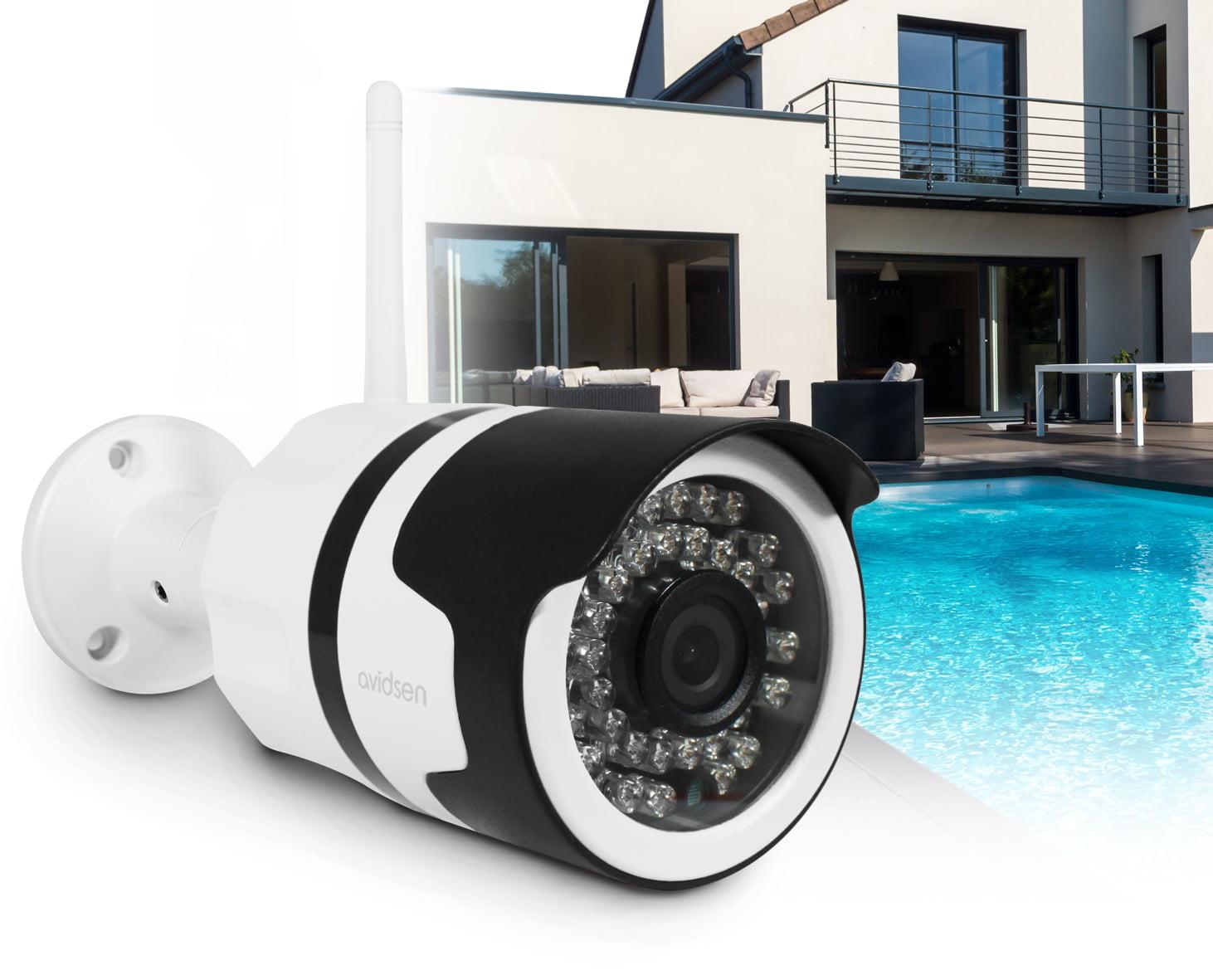 La sicurezza domestica è garantita dalle nuove telecamere IP IRIS di Avidsen 4