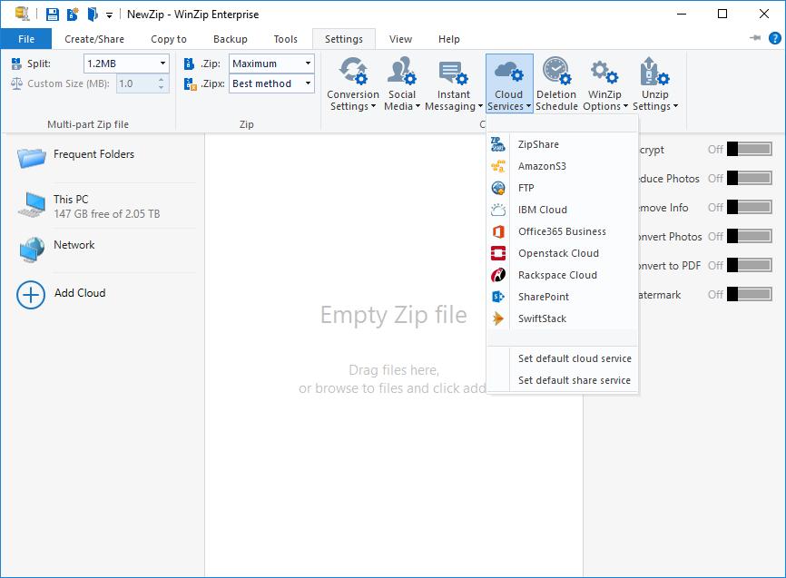 Corel lancia il nuovo WinZip 23 Enterprise 3
