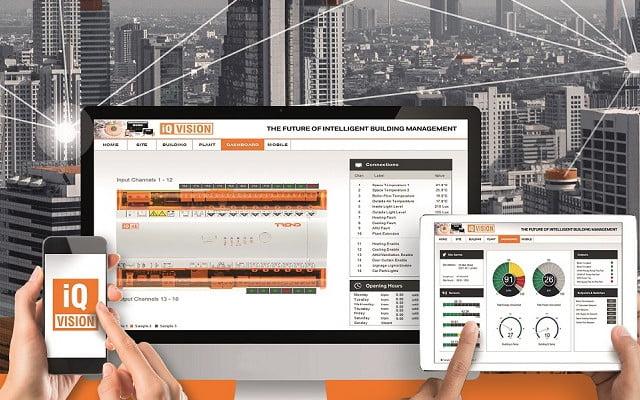 Come monitorare, gestire e controllare edifici e proprietà intelligenti 1