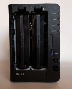 Synology DiskStation DS216 + II 4