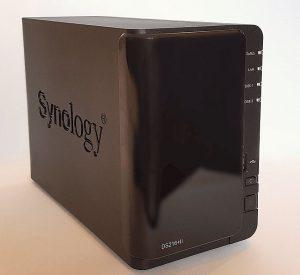 Synology DiskStation DS216 + II 5