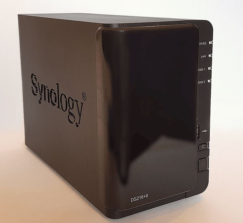 Synology DiskStation DS216 + II