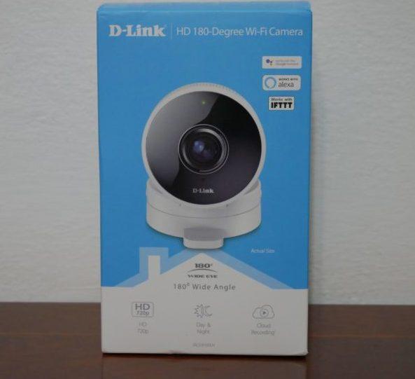 D-Link DCS-8100LH, la videosorveglianza a 180° 2