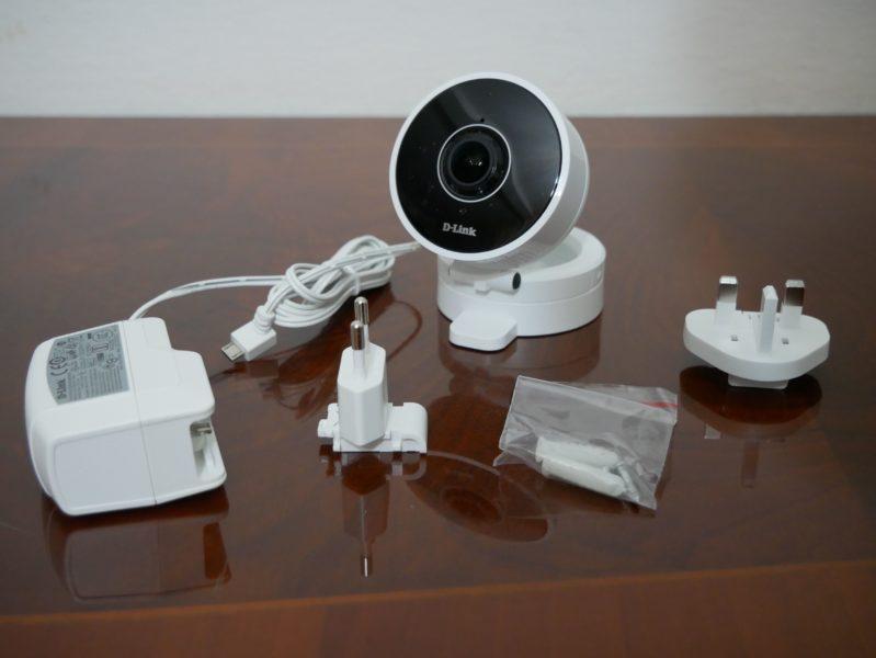 D-Link DCS-8100LH, la videosorveglianza a 180° 3