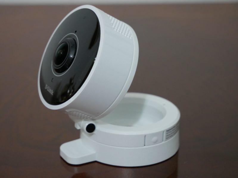D-Link DCS-8100LH, la videosorveglianza a 180° 4