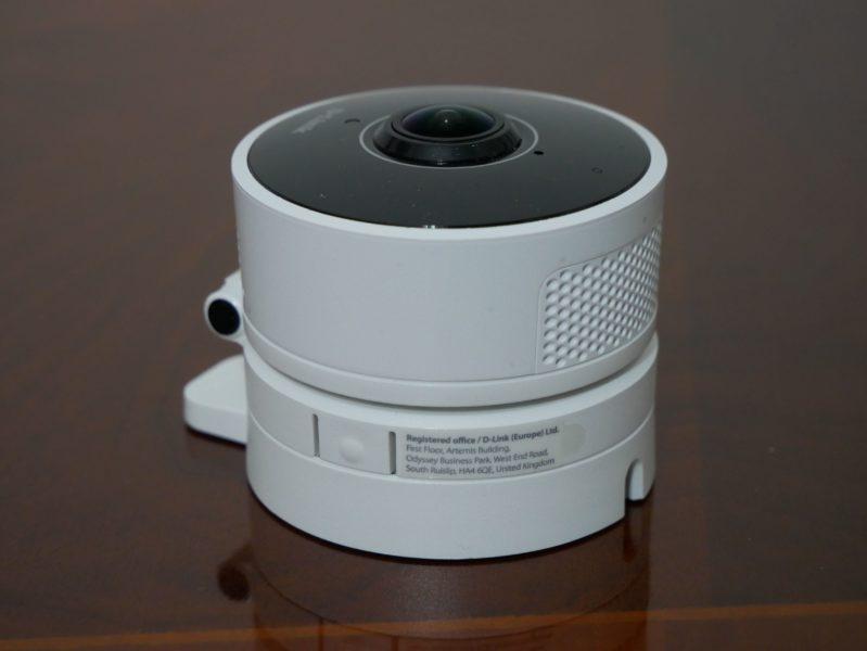 D-Link DCS-8100LH, la videosorveglianza a 180° 7