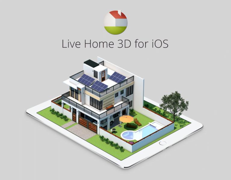 Live Home 3D, l'app che porta la progettazione delle case in AR 2