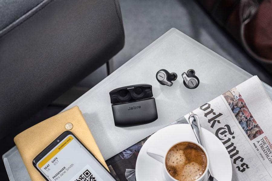Jabra lancia Evolve 65t, i primi auricolari True Wireless per uso professionale 3