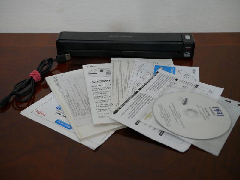 """Recensione Fujitsu ScanSnap ix100, scanner """"tascabile"""" anche per iPhone 2"""