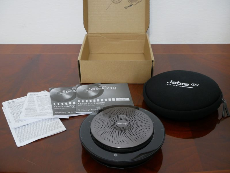 Recensione Jabra Speak 710, lo speaker polivalente 2