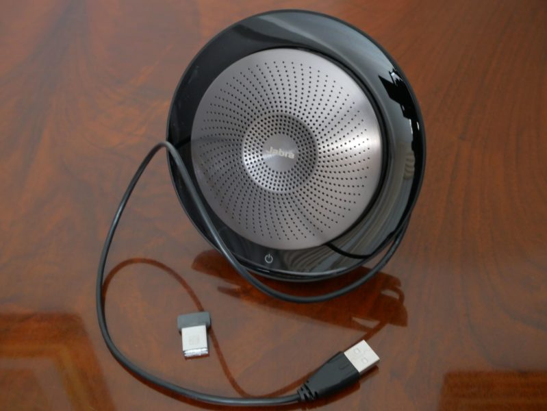 Recensione Jabra Speak 710, lo speaker polivalente 6