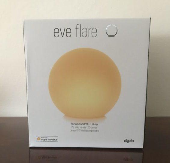 Recensione Elgato Eve Flare, la palla luminosa compatibile con Homekit 2