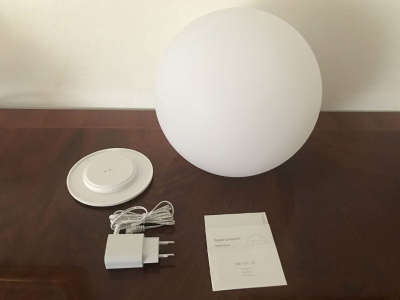 Recensione Elgato Eve Flare, la palla luminosa compatibile con Homekit 4