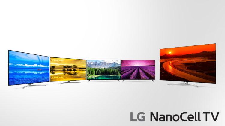 LG TV 2019:  Immagini e audio ottimizzati e risoluzione 8K 1