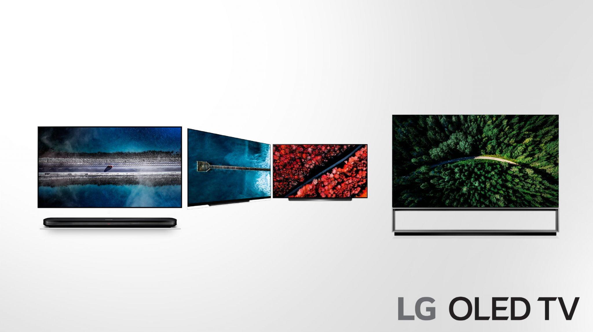 LG TV 2019:  Immagini e audio ottimizzati e risoluzione 8K 2