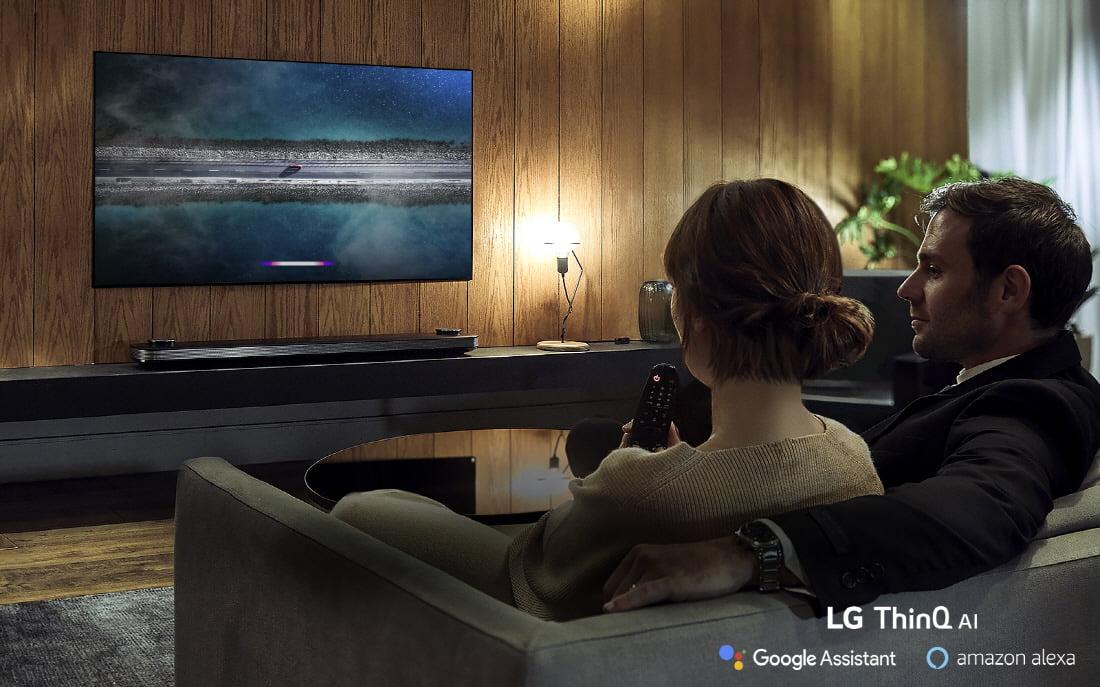 LG TV 2019:  Immagini e audio ottimizzati e risoluzione 8K 3