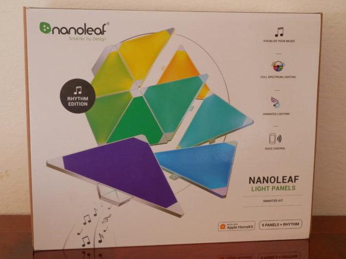 Recensione Nanoleaf Light Panel Rhythm Edition, illuminare la casa con stile 2
