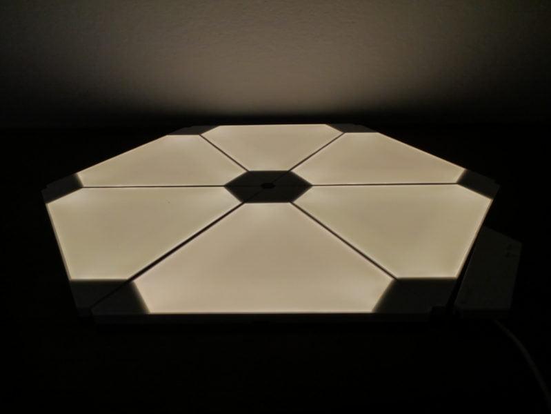 Recensione Nanoleaf Light Panel Rhythm Edition, illuminare la casa con stile 12