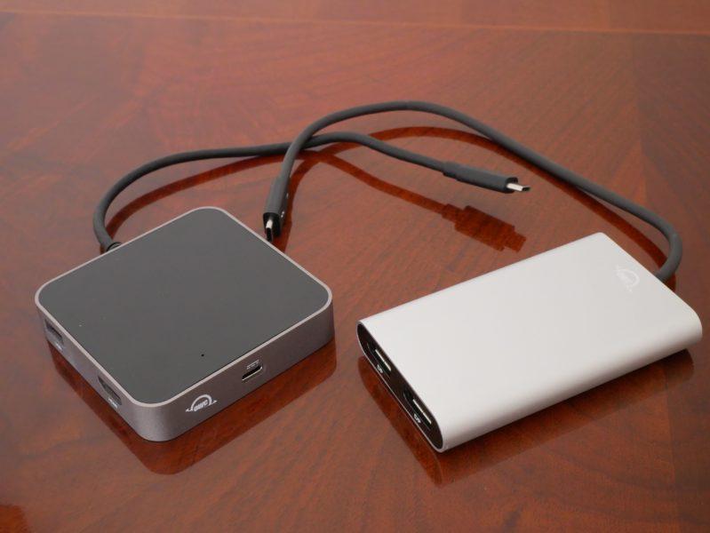 Recensione OWC USB-C Travel Dock e Thunderbolt 3 Dual DisplayPort 5
