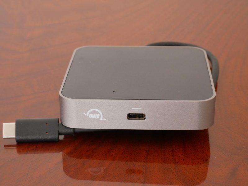 Recensione OWC USB-C Travel Dock e Thunderbolt 3 Dual DisplayPort 3