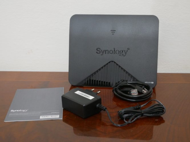 Recensione Synology router MR2200ac 3