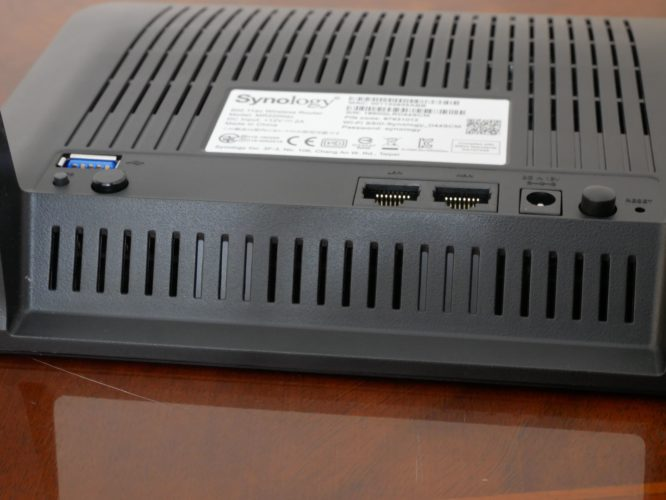 Recensione Synology router MR2200ac 6