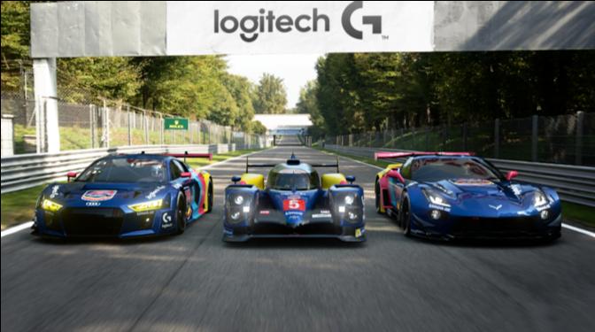 Fernando Alonso per la seconda volta nel mondo degli eSport con il team FA Racing Logitech G 1
