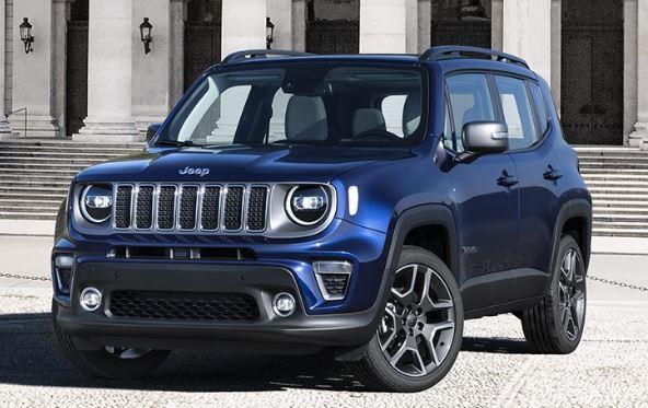 Jeep Renegade è la più social 1