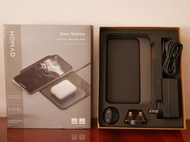 L'AirPower made in Nomad, ecco Base Station Hub Edition - Recensione 3