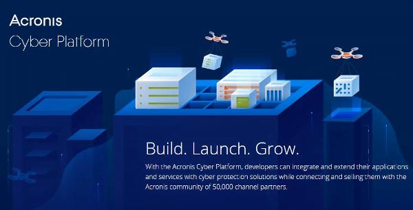 Acronis offre l'accesso in anteprima alla nuova Acronis Cyber Platform 1