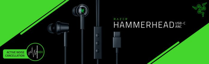 RAZER HAMMERHEAD USB-C ANC 1