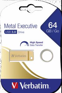 Verbatim USB 3.0 Metal Executive 64 GB 2