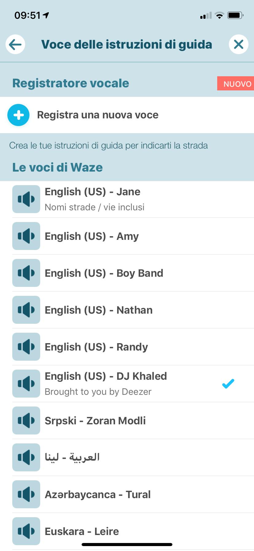Waze e Deezer presentano la nuova voce di navigazione di DJ Khaled 2