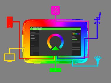 La piattaforma di illuminazione Razer Chroma ora supportata da 25 brand  su 500 dispositivi 1