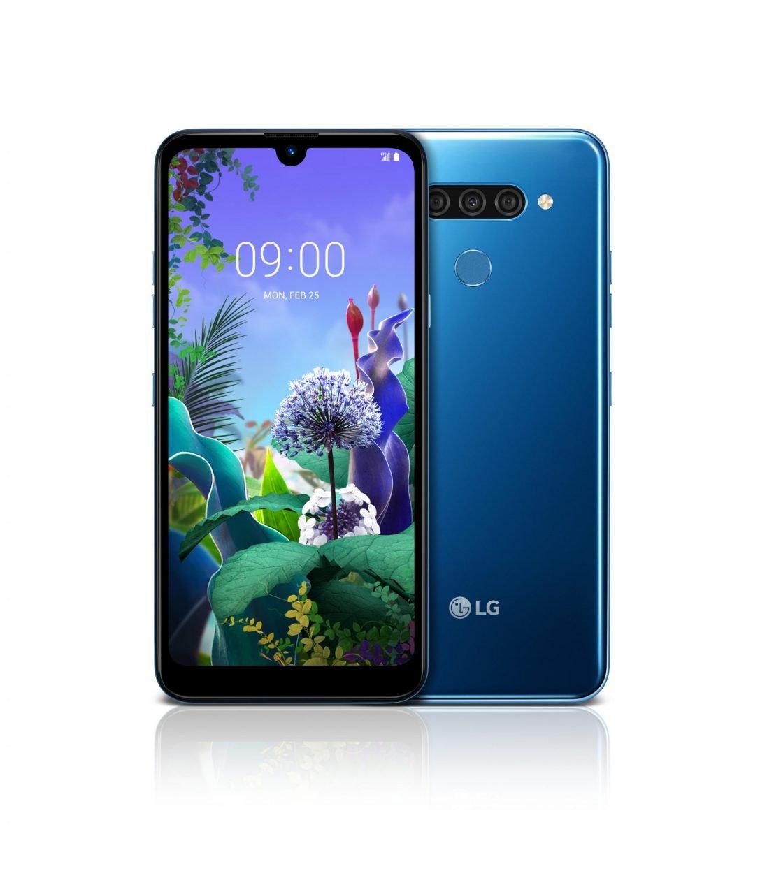 LG Q60 DISPONIBILE IN ITALIA,  LO SMARTPHONE DOTATO DI INTELLIGENZA ARTIFICIALE 2