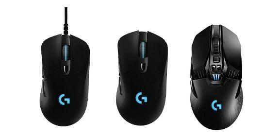 Logitech G presenta la nuova gamma di mouse con il rinomato sensore HERO 16K 1