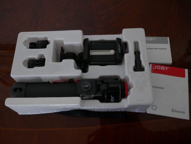GripTight PRO TelePod: il treppiedi telescopico definitivo by Joby 3