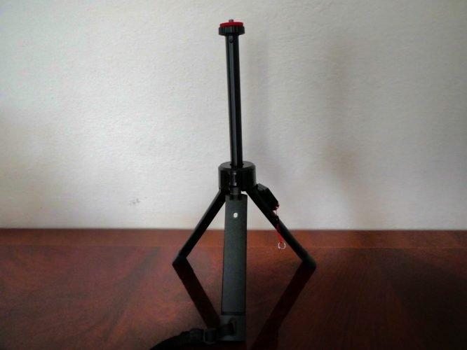 GripTight PRO TelePod: il treppiedi telescopico definitivo by Joby 11